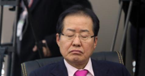 """서울시장도 부산시장도 줄고사…한국당 """"거 참…"""""""