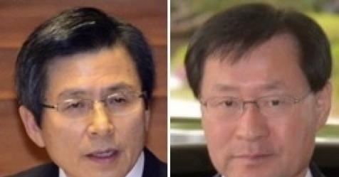 황교안 김진태, '여검사 성폭력' 감찰후 흐지부지