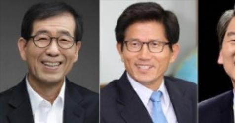 '박원순-김문수-안철수' 서울시장 3파전 관전 포인트는