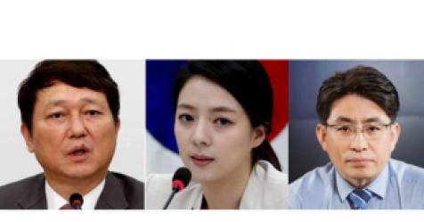 최재성 vs 배현진 vs 박종진…송파을 대진 확정
