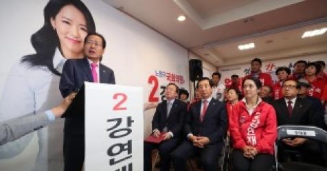 """홍준표 """"文대통령 '북핵 쇼'는 오로지 지방선거용"""""""