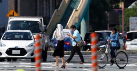일본은 40도 넘었다…온열질환 사망자 속출
