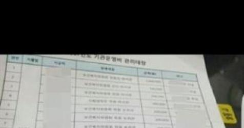 [단독]어린이집연합회, 국회의원에 금품 전달 의혹