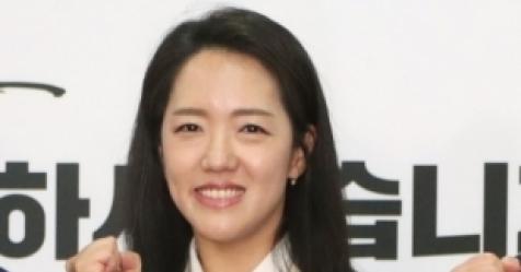 """강연재, 하태경 겨냥 """"좌파 앞잡이""""…洪 감싸기"""