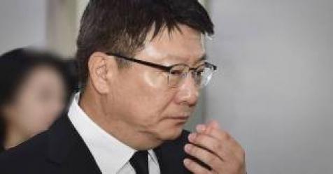 """박지만, 이재수 빈소서 오열 """"친구 보고 싶다"""""""