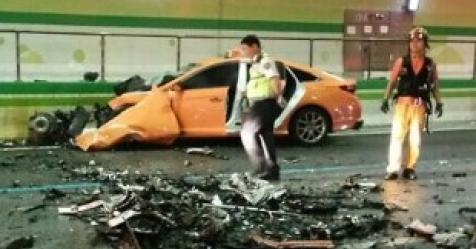 징역 8년 구형되자…법정서 무릎꿇은 음주역주행 벤츠운전...