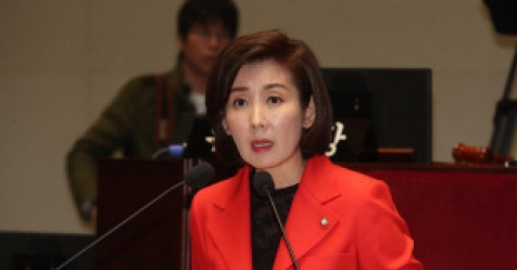 """나경원 """"반민특위 아닌 반문특위 비판한 것"""""""