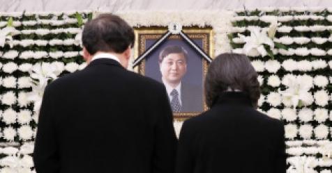 故김홍일, 5ㆍ18 구묘역에 안장…국립묘지  '보류'