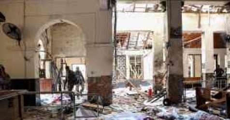 스리랑카 교회 인근서 또 폭발…비상사태 선포