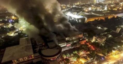 '불의 고리' 필리핀 6.4 강진…최소 60여명 부상