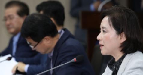 """유은혜 """"2022학년도부터 대입정시 30%이상 될 것"""""""