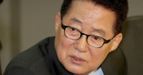 """박지원 """"임종석, 정치권 돌아온다면 큰 일 할 것"""""""