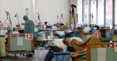 유럽 코로나19 사망자 5만명 넘었다