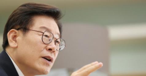 뿔난 이재명, 신천지 이만희 총회장 '마지막 경고'