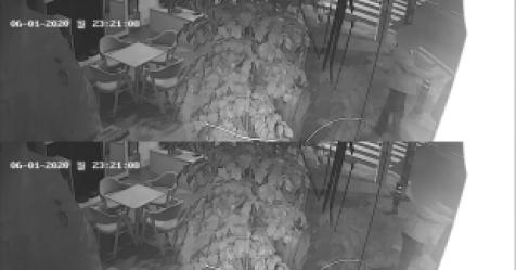 여성 성추행 체포된 부장검사 …CCTV장면 봤더니