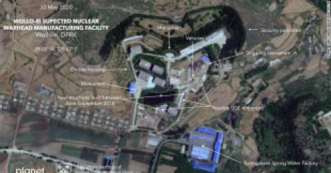 """CNN """"北 평양 인근 핵탄두 개발 정황 포착…미신고 지역"""""""
