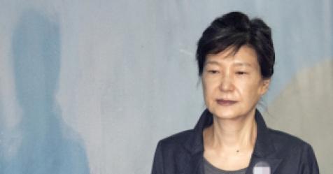 '국정농단' 박근혜 전 대통령, 10년 감형…파기환송심 징...