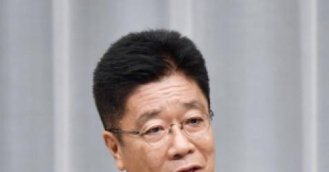 """日 관방장관 """"일본인 납치문제 해결됐다는 북 주장 수용 못..."""