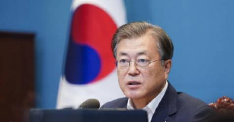 文 대통령 지지율, 4개 여론조사기관 합동조사서도 '최저...