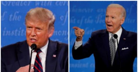 트럼프의 마지막 기회? 오늘 美 대선 후보 마지막 TV토론