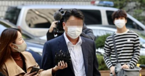 '옵티머스 사기 연루 도주' 스킨앤스킨 회장 구속영장 발...