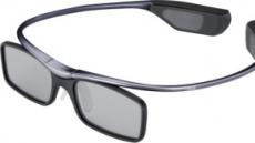 이것이 바로 초경량 명품 3D 안경, 삼성전자 CES서 공개