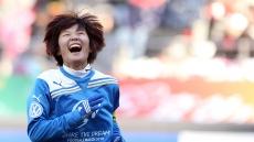 지소연 여민지 없이 2010 여자축구 결산 안된다