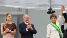 얼마나 예쁘길래...브라질 부통령의 '43년 연하' 부인 화제