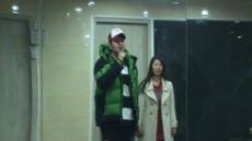 가수 나비, 김태우 응원받고 '활짝'
