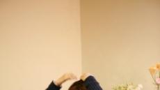 김아중, 일본에서도 '귀요미'