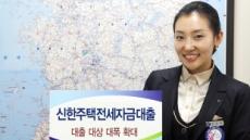 신한은행, '신한주택전세자금대출' 출시