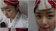 <포토뉴스> '베이글녀' 한지우의 깜찍 세뱃돈 셀카
