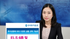 우리투자증권, ELS 6종ㆍDLS 2종 판매