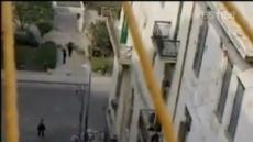 KBS '뉴스광장' 이집트 경찰차 시위대 돌진 장면 여과없이 방영 논란