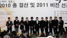 지난해 음반랭킹 상위50위 중 43장이 '아이돌 음반'