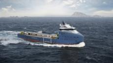 STX OSV, 올해 첫 해양작업지원선 수주