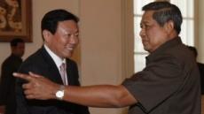 롯데 신동빈 회장, 印尼 유도요노 대통령 예방