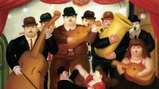 <Painter's letter >Fernando Botero (1982~)