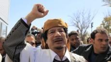 관저 파괴된 카다피, 그럼 지금 어디에?