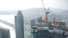 두산건설 하늘로 콘크리트를 쏘다