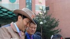 <포토뉴스>학교 보안관이 된 오세훈 시장