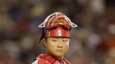 한국계 최현, MLB시범경기 첫 타점
