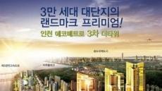 인천소래·논현지구 한화에코 아파트 선착순 분양