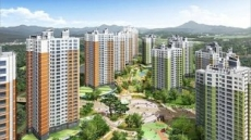 '한강신도시 현대아파트' 무이자 선착순 분양 시작!