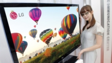 LG전자, 디자인 차별화 시네마 3D 스마트TV 출시