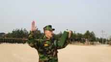 현빈, 백령도서 일반 전투병 복무