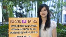 한화증권, KOSPI200-HSCEI ELS 등 3종 판매