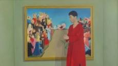 화가 김광열,'나도 모르는 세계로 떠나는 외로운 여행'