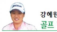 <강혜원의 골프 디스커버리>프로들의 힘은 갤러리