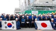 현대重 이동발전기, 일본 지진현장서 가동 시작